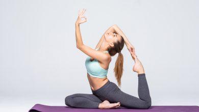 Yoga pose Control Blood Pressure