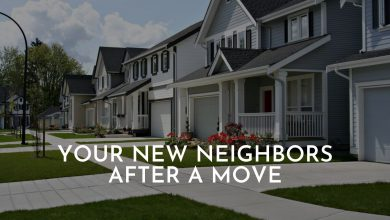 Befriend Your New Neighbors After a Move