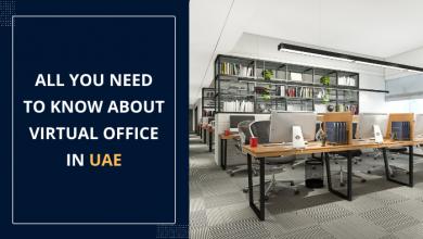 Virtual Office in UAE