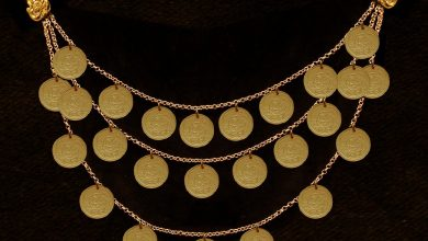 Coins or Jewellery